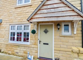 Thumbnail 3 bed town house for sale in David Emmott Walk, Steeton, Keighley