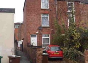 Thumbnail 4 bedroom terraced house to rent in Cromwell St, Nottingham