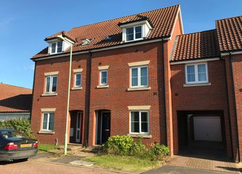 Thumbnail 4 bedroom semi-detached house to rent in Cypress Close, Mildenhall, Bury St. Edmunds