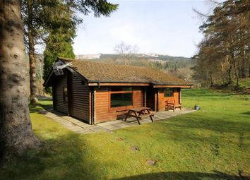 Thumbnail 2 bed mobile/park home for sale in Balvaig Cabins, Strathyre, Stirlingshire