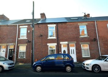 Thumbnail 3 bed terraced house for sale in Clarence Street, Seaton Sluice, Whitley Bay