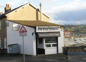 Thumbnail Restaurant/cafe for sale in Devonshire Street, Keighley
