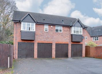 Thumbnail 2 bed flat for sale in Pavilion Gardens, Woodland Grange, Bromsgrove