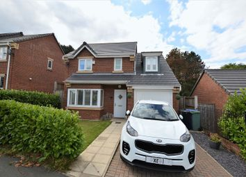 Thumbnail 4 bed detached house for sale in Viner Way, Hyde