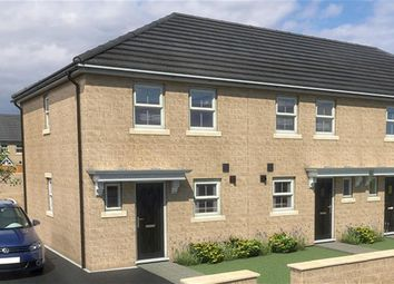 Thumbnail 3 bed town house for sale in The Cedarcroft, South Lane, Elland