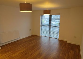 Thumbnail 2 bedroom flat to rent in Mercator Close, Southampton
