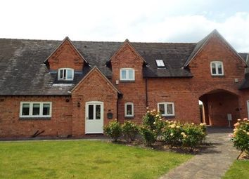 Thumbnail 3 bed mews house to rent in Cliftonthorpe, Ashby-De-La-Zouch