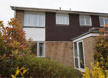Thumbnail 4 bedroom end terrace house to rent in Malletts Close, Milton Keynes