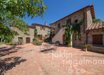 Thumbnail 6 bed farmhouse for sale in Italy, Umbria, Perugia, Umbertide.