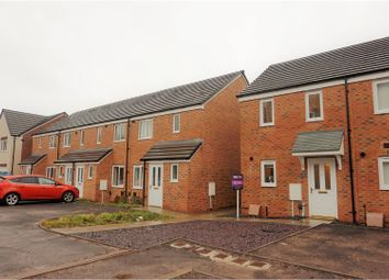 Thumbnail 2 bed semi-detached house for sale in Skye Grove, Newport