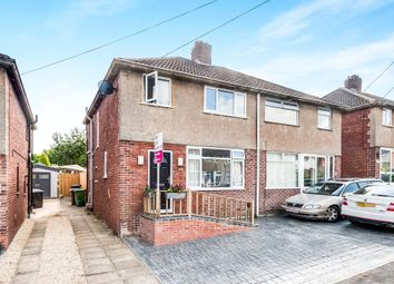 Thumbnail 3 bed semi-detached house for sale in Bagley Close, Kennington, Oxford
