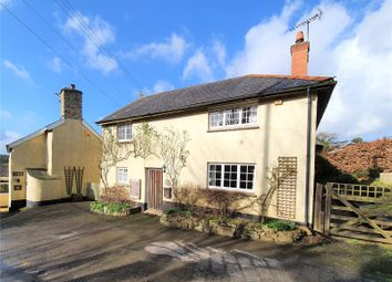 Thumbnail 4 bed detached house for sale in Pound House, Knowstone, South Molton, Devon