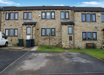 Thumbnail 3 bed terraced house for sale in Rose Meadows, Keighley, West Yorkshire