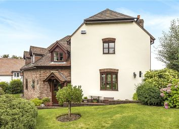 Thumbnail 4 bedroom detached house for sale in Dorchester Hill, Winterborne Whitechurch, Blandford Forum, Dorset