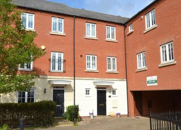 Thumbnail 2 bedroom terraced house for sale in Banks Court, Eynesbury Manor, St Neots, Cambridgeshire