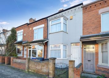 Thumbnail 2 bedroom terraced house for sale in Duncan Road, Aylestone, Leicester