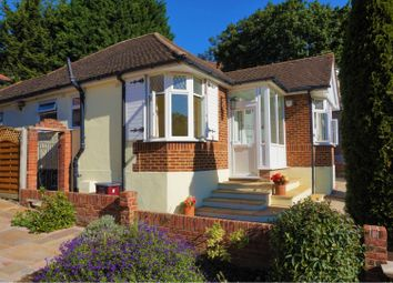 Thumbnail 3 bed bungalow for sale in Cranleigh Close, Bexley