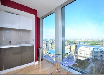 Thumbnail 1 bed flat for sale in Landmark East Tower, Canary Wharf