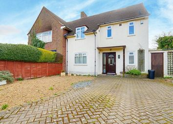 Thumbnail 3 bed semi-detached house for sale in Beech Avenue, Ruislip