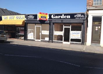 Thumbnail Retail premises to let in High Street, Brownhills