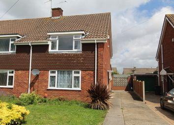 Thumbnail 3 bed semi-detached house to rent in Chiltern Close, Whitchurch, Bristol