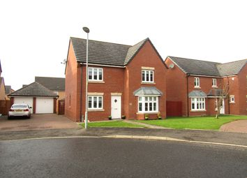 Thumbnail 4 bed detached house for sale in Sundrum Court, Airdrie