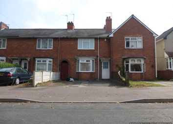 Thumbnail 3 bed terraced house to rent in Springcroft Road, Sparkhill, Birmingham