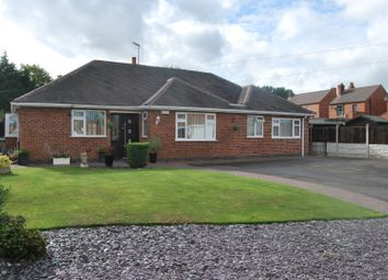Thumbnail 4 bed detached bungalow for sale in Heanor Gate, Heanor