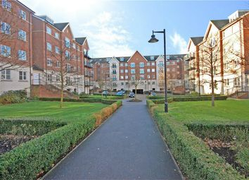 Thumbnail 2 bed flat for sale in Viridian Square, Aylesbury, Buckinghamshire