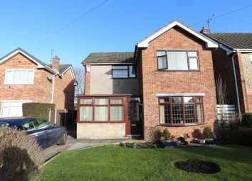 Thumbnail 3 bed detached house for sale in The Lea, Trentham