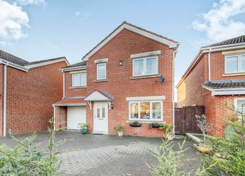 Thumbnail 4 bedroom detached house for sale in Beaumont Grange, Seghill, Cramlington, Northumberland