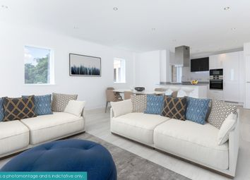 Thumbnail 3 bed flat for sale in Sylvan Hill, London