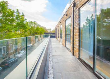 Thumbnail 3 bed flat to rent in Ellingfort Road, London Fields