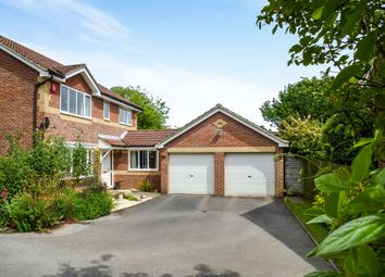 Thumbnail 4 bed detached house for sale in Stone Close, Winterslow, Salisbury