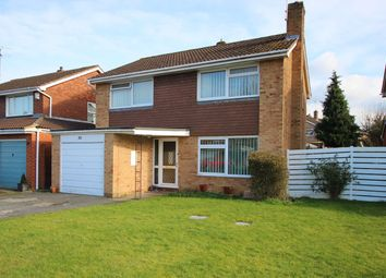Thumbnail 4 bed detached house for sale in Cherston Court, Barnwood, Gloucester