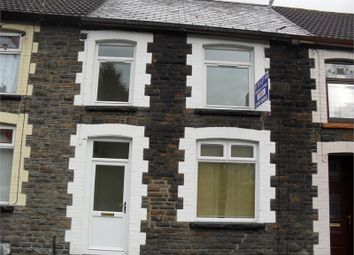 Thumbnail 3 bed terraced house to rent in Lower Terrace, Stanleytown, Rhondda Cynon Taff.