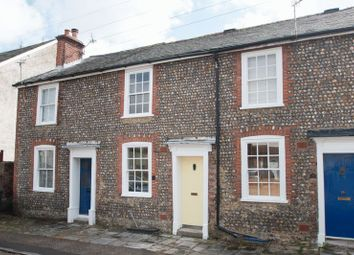 Thumbnail 2 bed terraced house to rent in Parchment Street, Chichester