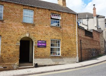 Thumbnail 2 bed end terrace house for sale in Wharf Road, Stamford