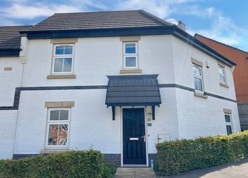 Thumbnail 3 bed semi-detached house for sale in Saxon Drive, Rothley, Leicester, 7Sr