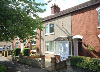Thumbnail 3 bed terraced house to rent in Station Road, Earls Barton, Northampton