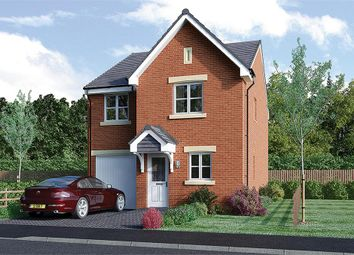"Thumbnail 4 bed detached house for sale in ""Forsyth"" at Broomhouse Crescent, Uddingston, Glasgow"