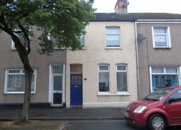 Thumbnail 3 bed terraced house for sale in Ethel Street, Canton, Cardiff