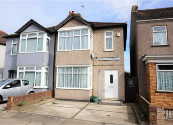 Thumbnail 3 bedroom semi-detached house for sale in Pretoria Road, Romford