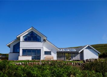 Thumbnail 3 bed detached house for sale in North Erradale, Gairloch, Ross-Shire