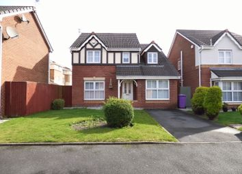 Thumbnail 4 bed detached house for sale in Dinglebrook Road, Walton, Liverpool