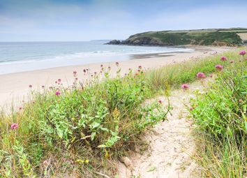 Thumbnail 3 bed detached bungalow for sale in Pengersick Croft, Praa Sands, Cornwall.