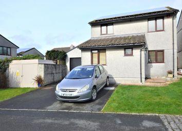 Thumbnail 3 bed detached house for sale in Boaden Close, Hatt, Saltash, Cornwall