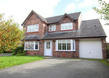 Thumbnail 4 bed detached house to rent in Haresfinch Close, Halewood, Liverpool