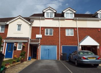 Thumbnail 3 bed terraced house to rent in Woodmans Crescent, Honiton