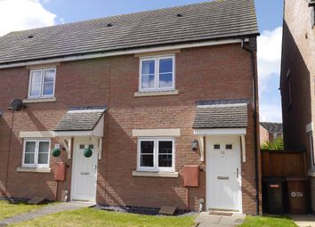 Thumbnail 2 bed terraced house for sale in Valiant Way, Melton Mowbray